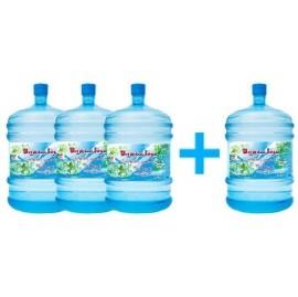 Акция при покупке вкусной воды