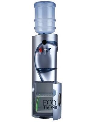 Кулер для воды G4-LM silver